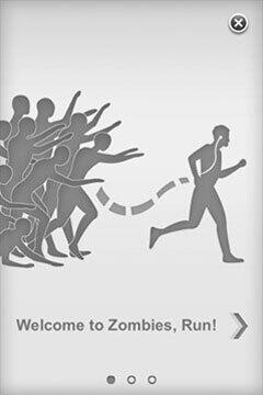 Escaping the MOBs in Zombies, Run!